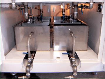 フレキソ用印版洗浄システム